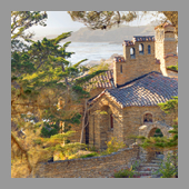 James House, Carmel, California
